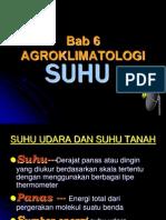 Bab 6 - Lingkungan Biotik Dan Abiotik - SUHU DAN KELEMBABAN BARU