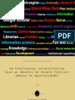 Veríssimo - 2012 - As bibliotecas universitárias face ao desafio do Google Scholar_ ameaça ou oportunidade