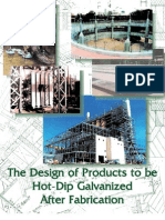 Standards for Steel Design for Galvanization