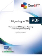 Migrating to TM1 White Paper