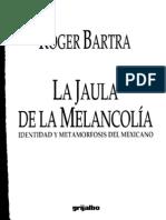 Ficha de La Jaula De La Melancolia