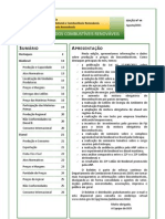 Boletim DCR nº 044 - agosto de 2011