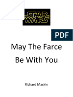 Star Wars - May the Farce Be With You