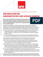 FB Europa-martin Schulz