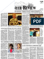 Pioneer Review, March 22, 2012