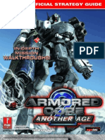 Armored Core 2 Another Age Prima Official eGuide - Cópia