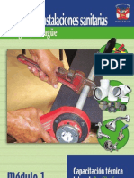 Manual Tecnico de Instalaciones de Tuberias Para Agua Potable