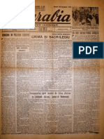 Ziarul Basarabia # 697, Marti 20 Octombrie 1943