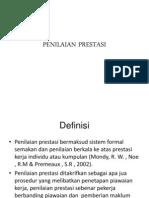 Penilaian Prestasi (Black n White)