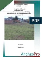 ArcheoPro Rapport de Steeg, Groot Haasdal 2010 04 02