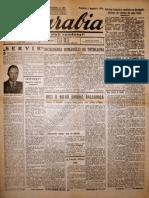 Ziarul Basarabia # 713, Duminica 7 Noiembrie 1943