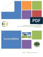 I Macro Valori della Sostenibilità
