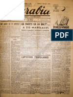 Ziarul Basarabia # 737, Duminica 5 Decembrie 1943