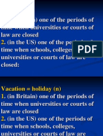 7. Vocab. for Identifying a Location (Page 47)