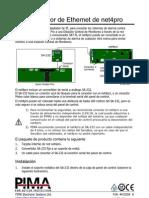 Net4pro Installer XX Es a (Oct 2009)