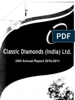 Classic Diamonds India Ltd