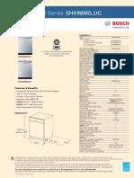 Bosch SHX98M0_UC