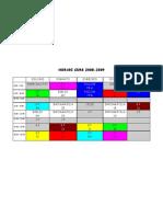 horari 08-09