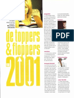 De Toppers & Floppers Van 2001