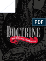 Doctrine Preview Chapter