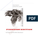 FFX UCG (FIENDISH EDITION) v0.9