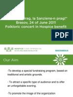 Pre Zen Tare Sanziene Concert