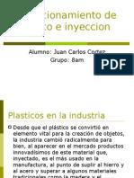 Acondicionamiento de Plastico e Inyeccion