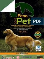 Apresentação Fenapet 2012