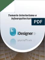 Temario Interiorismo e Infoarquitectura