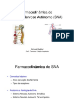 farmacodinamica sna