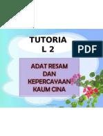 Tutorial 2-Adat Resam