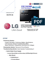 55LX6500 3D Presentation