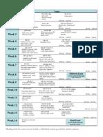 calendario curso IMT