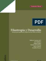 Analisis No. 13 Filantropía y Desarollo.pdf -