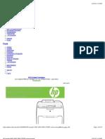 HP Laserjet 3000-3600-3800-CP3505 Service Manual