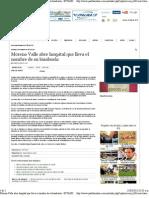 04-03-12 Puebla Online - Moreno Valle Abre Hospital Que Lleva El Nombre de Su Bisabuela