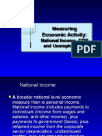 Measuring Economic Activitya