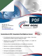Facturación Electrónica One Goal ERP