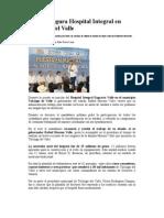 04-03-12 Sexenio -RMV Inaugura Hospital Integral en Tulcingo Del Valle