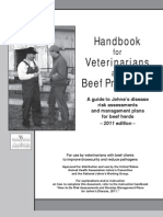 Handbook for Vets Beef Producers