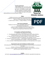 Academias de Plant for the Planet no Brasil