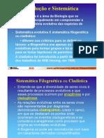 sistematica filogenetica