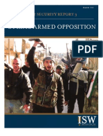 Syrias Armed Opposition
