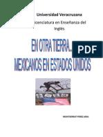 Mexicanos Cruzando La Frontera