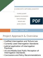 Al Qaeda 3700 - 445 - Presentation - What Should Be Done With Captured Jihadists