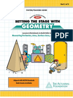 Geometry Teaching Guide - Activities
