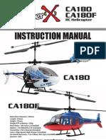 CA180 180F Manual