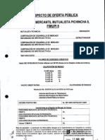 Fimupi8 - Prospecto Ofertra Publica Aprobado - 15mar12