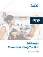 Diabetes ing Toolkit