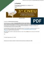 Carta de Aceite 3° CNEU